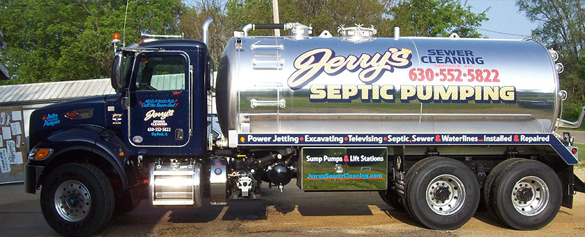 Septic Pumping South Elgin, IL